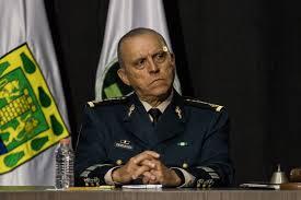 Salvador Cienfuegos, ex secretario de Defensa