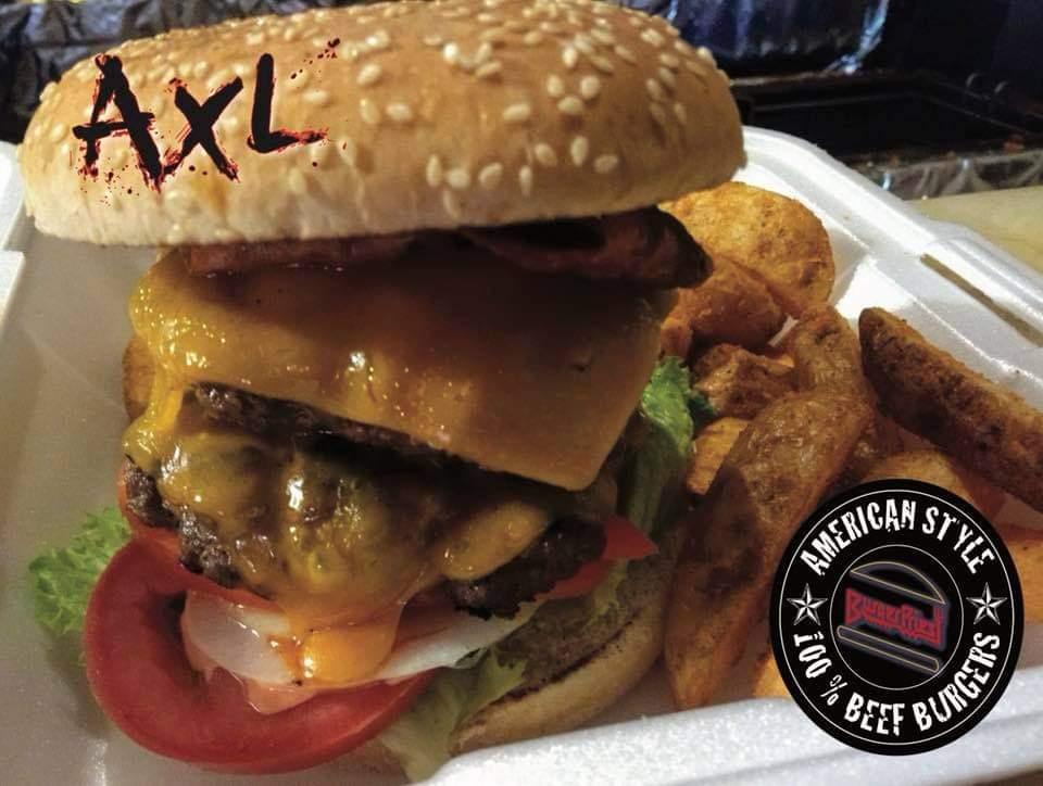 Hamburguesas Burger Priest en la Ciudad de México
