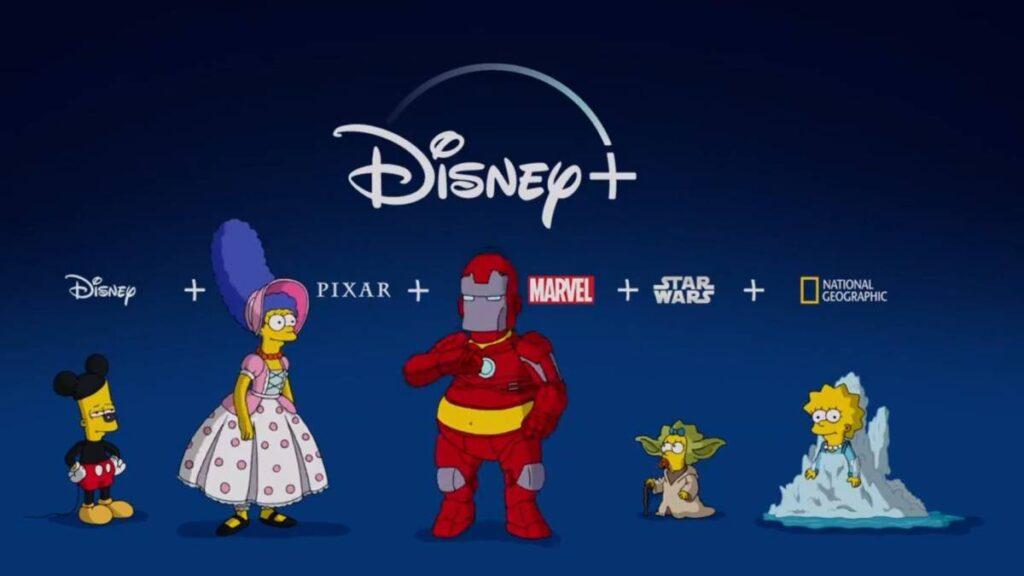 Solo en Disney+ series de Marvel