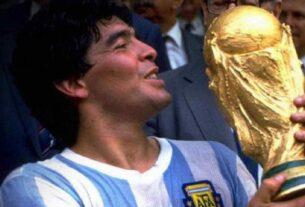 Muere Maradona