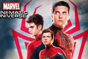 Multiverso de spiderman