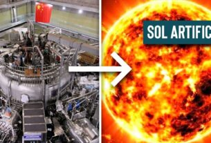 China crea un sol artificial