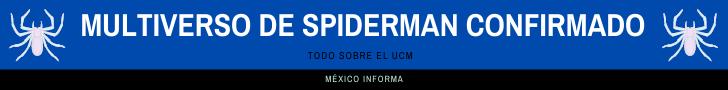 baner de Spiderman