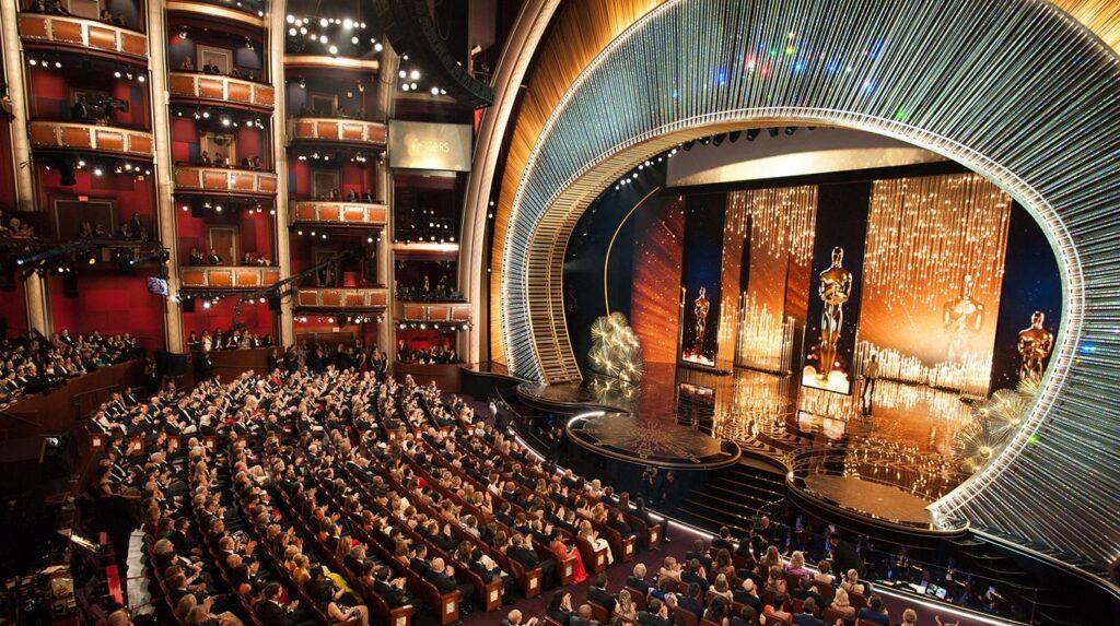 Fotografía como referencia a la ceremonia de los Óscar en 2019