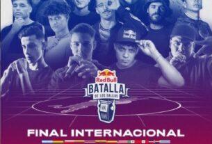 Red Bull Batalla de los Gallos Internacional 2020