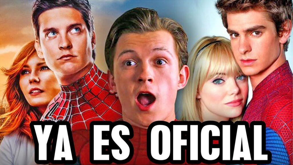 Muestra de imagen de Spiderman