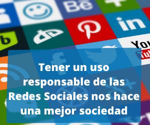 Uso responsable de la redes sociales