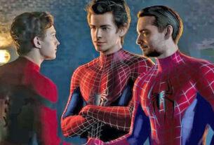 Tobey Maguire regresa como Spiderman