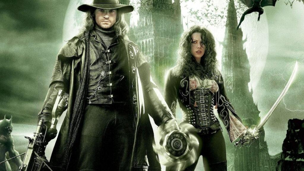 Muestra de la película de Van Helsing