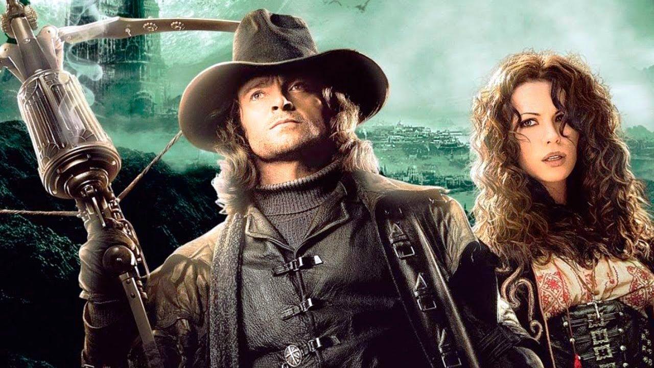 Portada de 'Van Helsing'