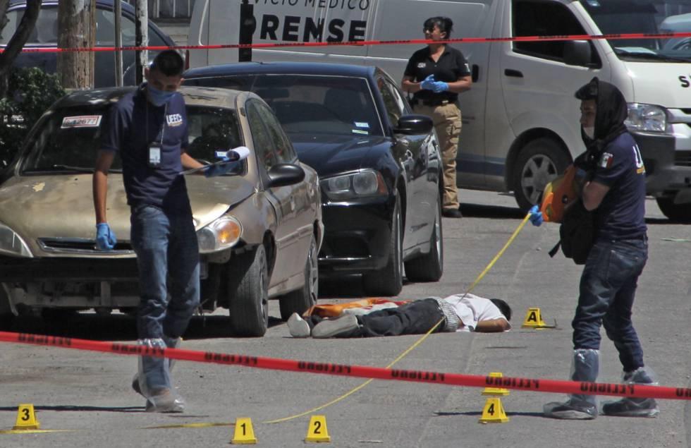 Asesinatos por carteles en CDMX