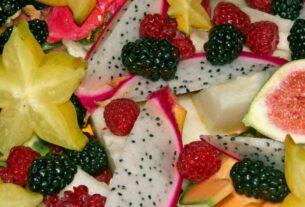 La fruta exótica con más vitamina C