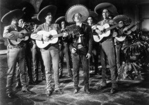 los iconos del cine de oro, como los mejores mariachis.