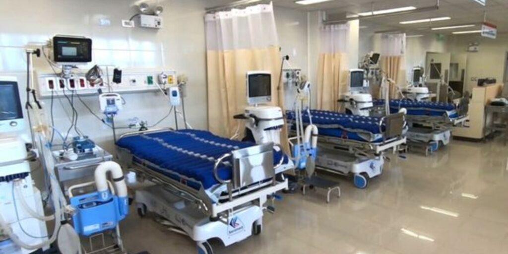 El IMSS ya no cuenta con camas suficientes para pacientes con Covid-19