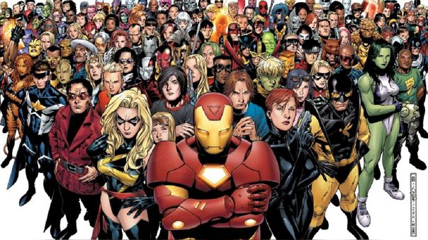 El multiverso de Marvel confirmado