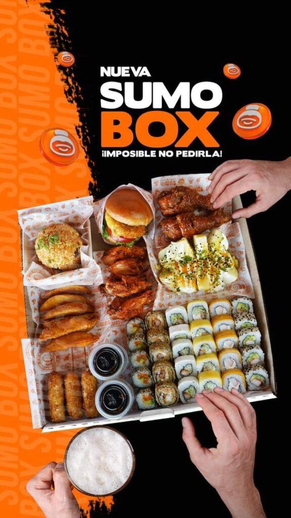 Sumo Box de Sumo Buffet