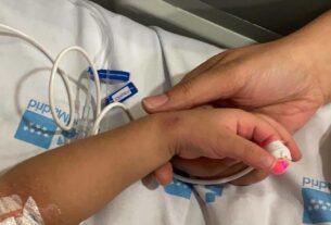 Fallece de COVID-19 a pocos días después de dar a luz a su tercera hija