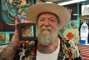 Henk Schiffmacher artista del tatuaje