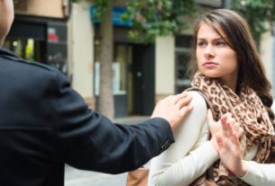 Las zonas urbanas son un lugar de peligro para las mujeres