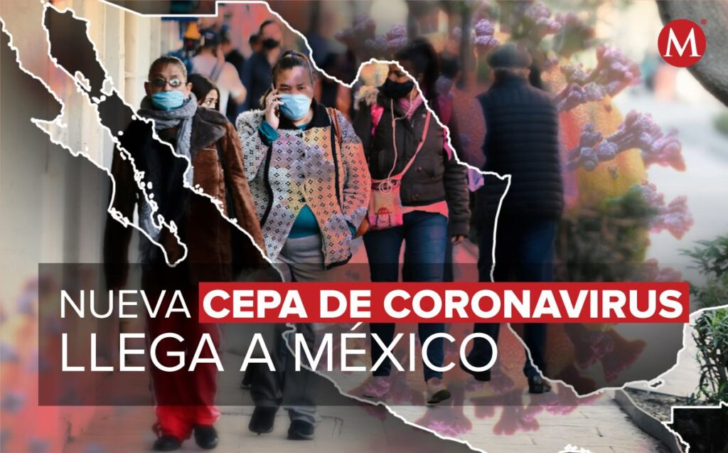 Nueva cepa de coronavirus