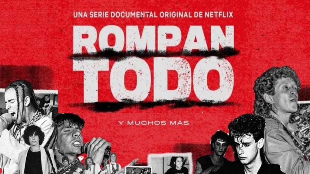 Rompan todo, la historia del rock en latinoamérica