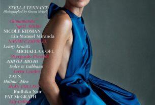 Super modelo Stella Tennant fallece