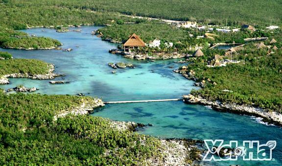 Xel-ha paraíso en la Riviera Maya
