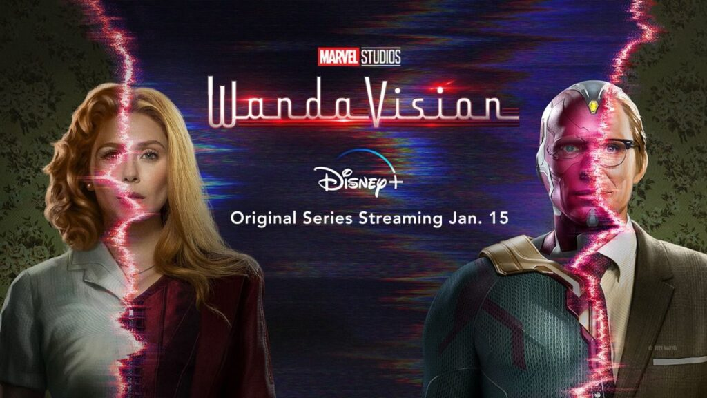 Ya se estrenó Wandavision