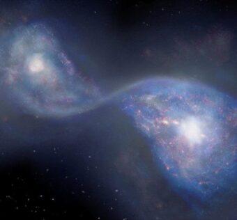 Las galaxias mueren