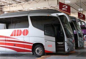 Autobuses de ADO ofrecen servicio