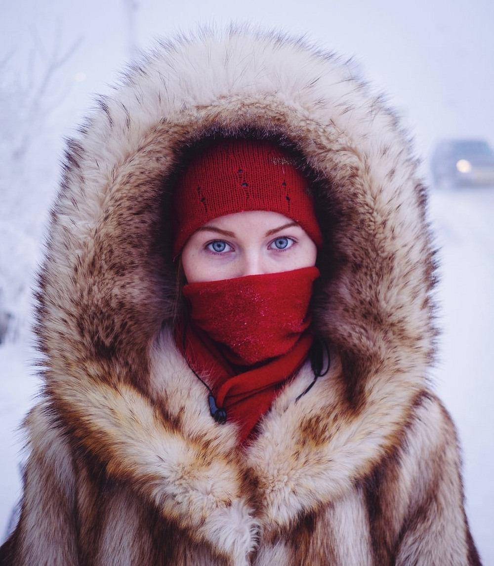 El lugar más frío para vivir