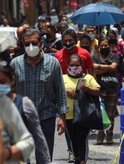 Pandemia diferentes realidades