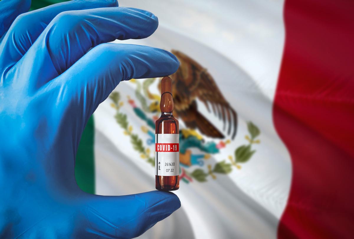 25 millones de personas vacunadas en México