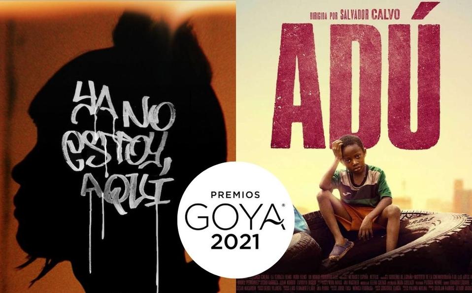 Nominados a los premios Goya