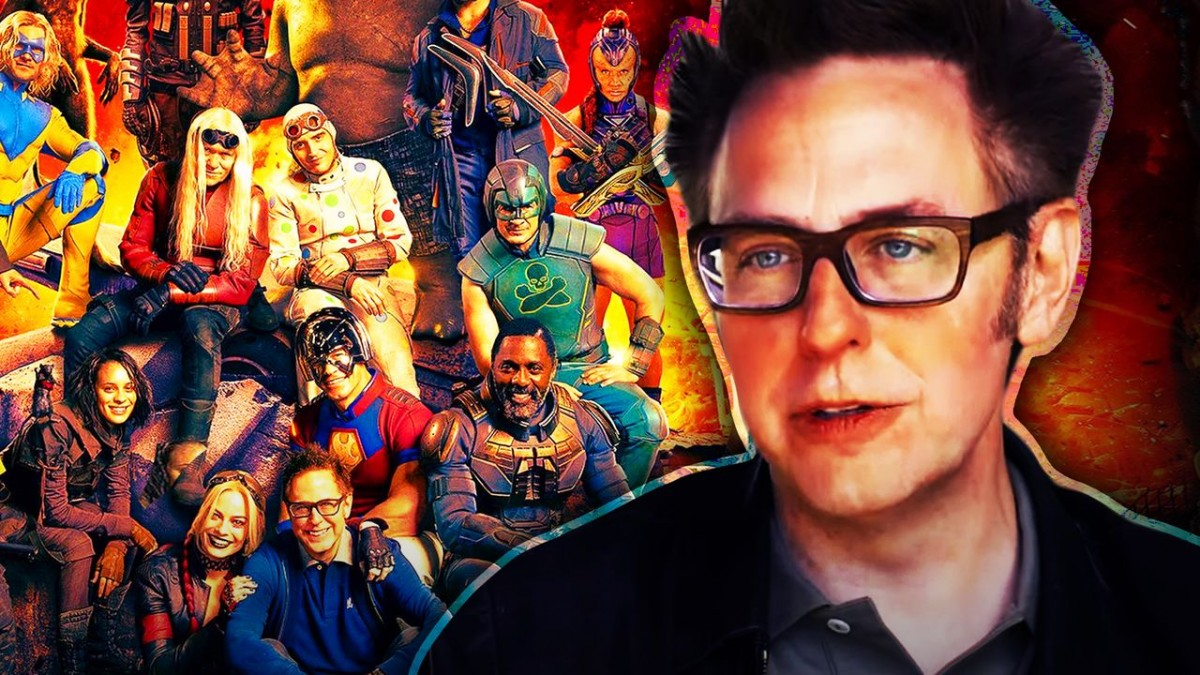 James Gunn y The Suicide Squad