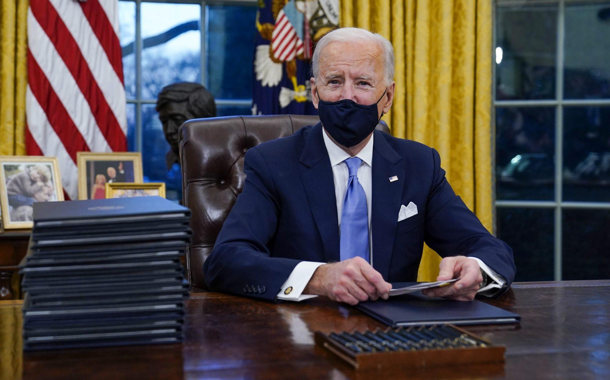 El nuevo plan de Biden